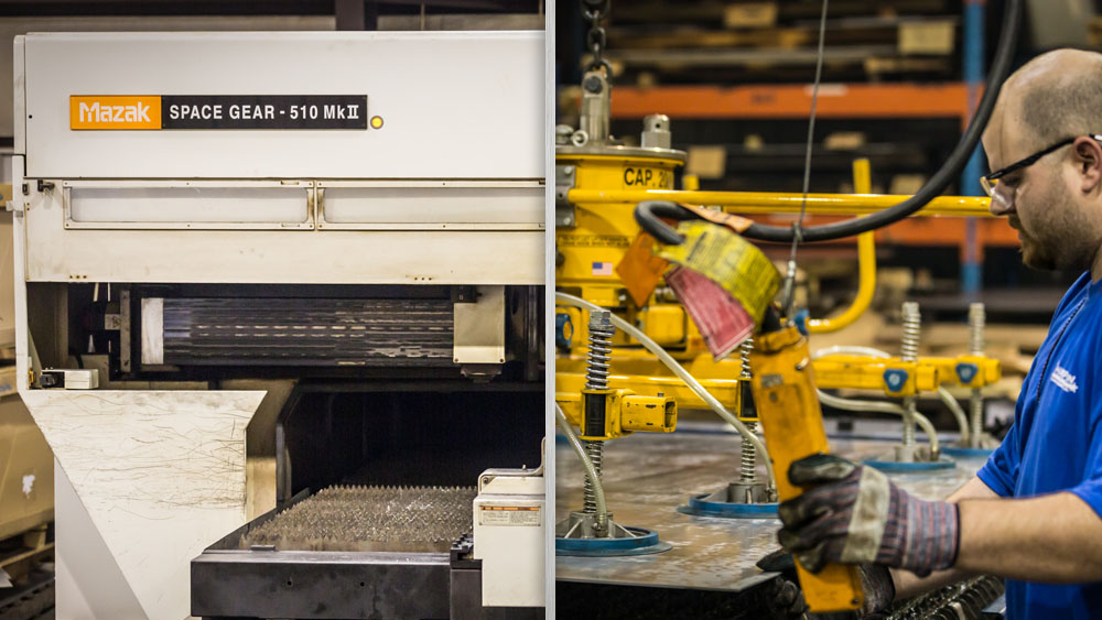 laser cutting services in Anderson, SC