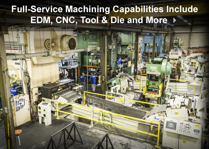 full-service-machining