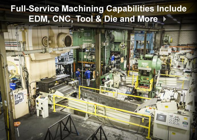 full-service-machining
