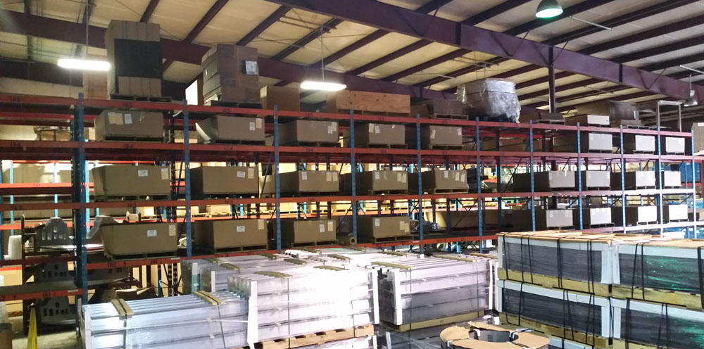 d526ed68700e22 We offer Kanban warehousing for our customers – we keep your materials  stocked and ship only when you need parts. This system helps our customers  save money ...